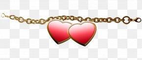 Chain - Jewellery Chain Jewellery Chain Heart PNG