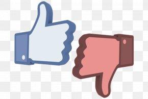 Social Media - Like Button Social Media Facebook Messenger YouTube PNG