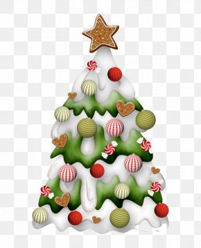 Christmas Tree Decoration - Christmas Tree Christmas Card Snowman Greeting Clip Art PNG
