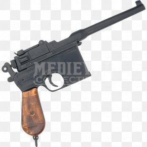Weapon - Trigger Mauser C96 Pistol Weapon PNG