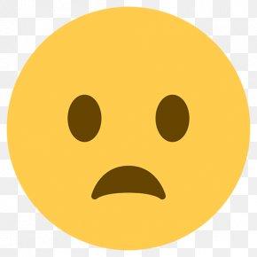 Crying Emoji - Emoji Frown Emoticons Text Messaging PNG