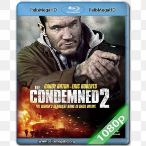 Roel Reiné The Condemned 2 Blu-ray Disc Hindi PNG