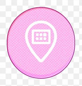 Magenta Pink - Circle Icon Meetvibe Icon Social Icon PNG
