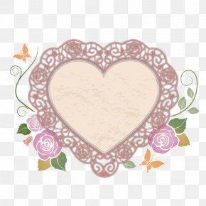 Pink Heart Shaped Box - Heart Idea PNG