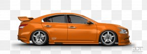 Car - Alloy Wheel Compact Car Mid-size Car Motor Vehicle PNG