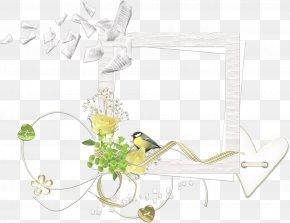 테두리 - Picture Frames Floral Design Clip Art PNG
