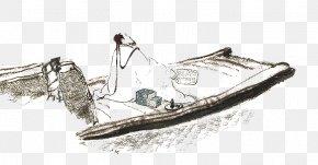 Lake Boat Fishing - Boat PNG