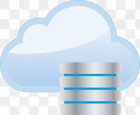 Cloud Data Vector - Cloud Computing Cloud Storage Data Icon PNG