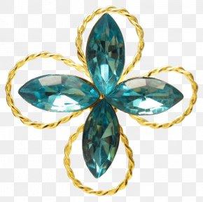Jewellery - Earring Jewellery Brooch Gemstone Clip Art PNG