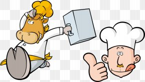 Chef Logo Element - Logo Clip Art PNG