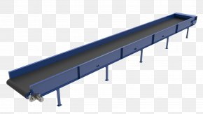 Conveyor Belt Conveyor System Lineshaft Roller Conveyor Manufacturing Industry PNG