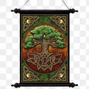 Celtic Tree Of Life - Celtic Sacred Trees Celtic Art Celts Tree Of Life PNG