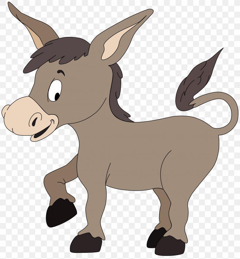 Donkey Pixabay Clip Art, PNG, 2228x2400px, Donkey, Blog, Cartoon, Cattle Like Mammal, Fauna Download Free