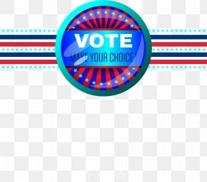 Vector Color Tag American Element - United States US Presidential Election 2016 Euclidean Vector PNG