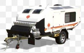 Car - Caravan Kimberley Campervans Teardrop Trailer PNG