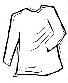 Shirt Pictures - Long-sleeved T-shirt Clip Art PNG
