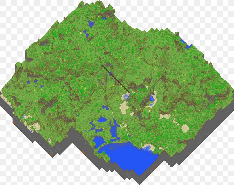 Minecraft Spawning Isometric Graphics In Video Games And