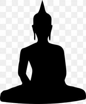 Buddha Temple Clipart - Seated Buddha From Gandhara Buddhism Buddhist Meditation Clip Art PNG
