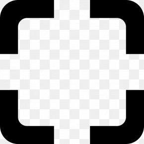 SCAN - Monochrome Button Logo PNG