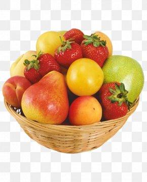 Basket Of Fruit - Медицинский центр Medline Fruit Salad Kompot PNG