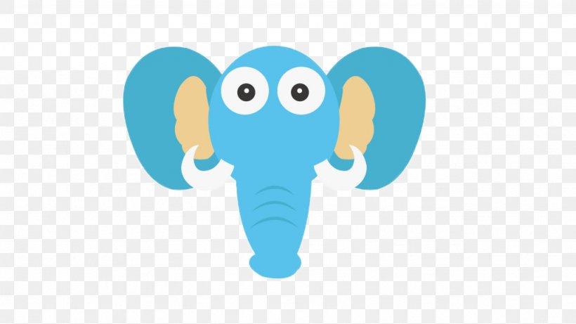 Elephant Download Nose Head, PNG, 1024x576px, Elephant, Area, Blue, Cartoon, Clip Art Download Free