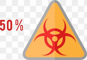 Triangle Lab Label - Biological Hazard Symbol Stock Photography Clip Art PNG