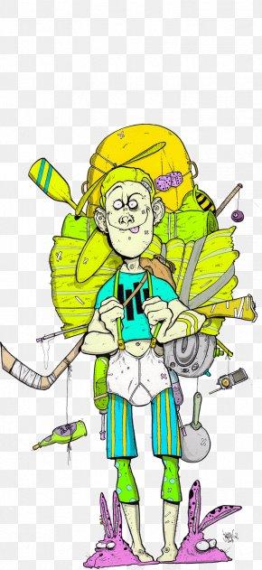 Student Clip Art - Outlook Festival 2018 Cartoon Clip Art PNG