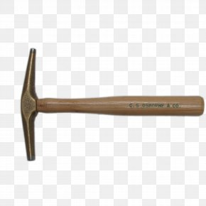 Hammer - Pickaxe Upholstery Hammer Hand Tool PNG