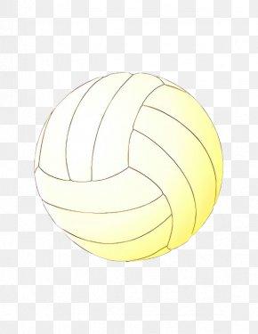 Net Sports Ball - Volleyball Cartoon PNG
