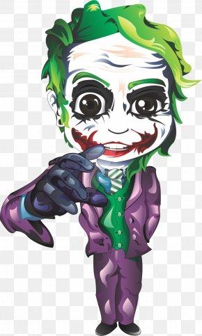 Joker - Joker Batman Supervillain PNG