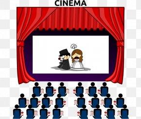 Theatre Images - Cinema Film Clip Art PNG