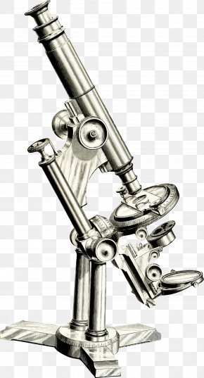 Microscope - Microscope Line Art Clip Art PNG