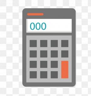 Calculator - Mortgage Calculator Euclidean Vector PNG