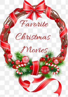Twelve Days Of Christmas - Santa Claus Christmas Day Wreath Clip Art Krampus PNG