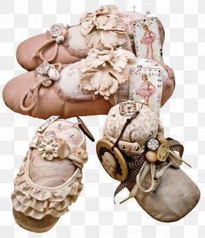 Pretty Creative Ballet Shoes - Shoe Ballet PNG