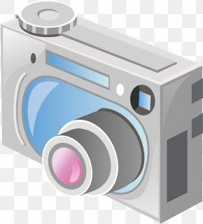 Camera Vector Material - Camera Photography PNG