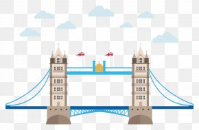 Tower Bridge Vector - London Bridge LONDON TOWER BRIDGE Big Ben Tower Of London PNG