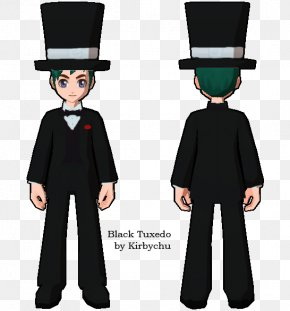 Tuxedo Cat - Tuxedo M. Character Fiction Animated Cartoon PNG