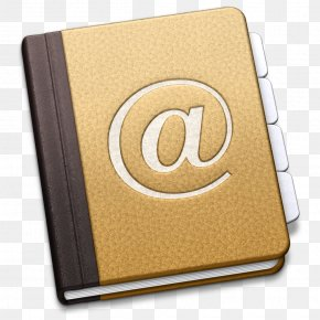 Book Icon - Address Book Contacts PNG