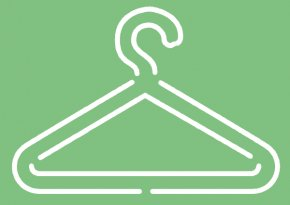 Hanger Cliparts - Clothes Hanger Clothing Clip Art PNG
