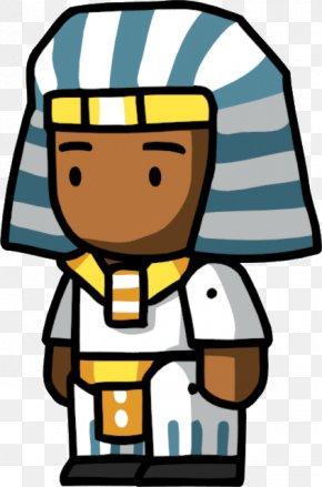 Pharaoh - Ancient Egypt Pharaoh Scribblenauts Egyptian Ancient History PNG