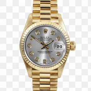 Watches - Rolex Datejust Rolex Submariner Watch Jewellery PNG