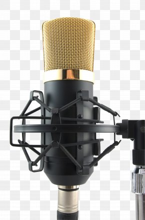 Mic - Microphone Recording Studio Photography PNG