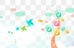 Cartoon Plant - Uce74ub77cubd80ub780 1 Cartoon Heart PNG