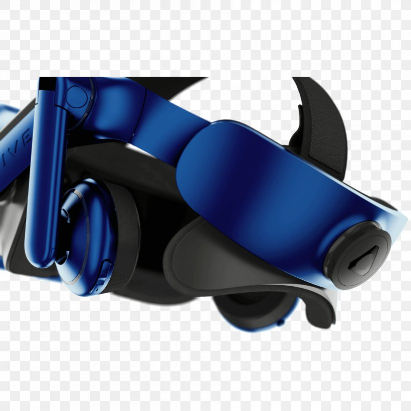 HTC Vive Head-mounted Display Oculus Rift PlayStation VR Virtual Reality Headset, PNG, 1800x1800px, Htc Vive, Automotive Design, Electric Blue, Hardware, Headmounted Display Download Free