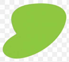 Transparent Shapes Cliparts - Green Font PNG