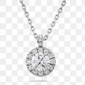 Pendant Image - Pendant Diamond Necklace Jewellery PNG