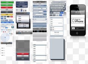 Apple - IPhone 4S User Interface Design Computer Software Graphical User Interface PNG