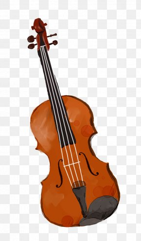 Violin - Bass Violin Violone Viola Double Bass PNG