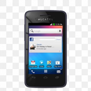 Smartphone - Smartphone Feature Phone Alcatel Mobile Telephone Alcatel OneTouch POP 3 (5) PNG
